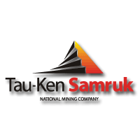 Tau-ken Samruk Logo