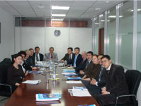 The first Technical Committee of the Minex Central Asia 2010 Forum